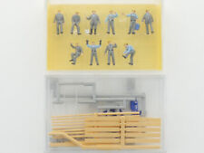 Preiser 0220 THW-Helfer Arbeitskleidung Figuren 10220 H0 OVP 1608-07-47