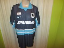 "TSV 1860 München Original Nike Auwärts Trikot 1997/98 ""Löwenbräu"" Gr.XL Neu"