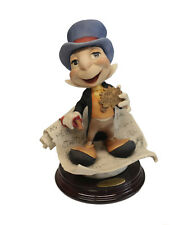 Walt Disney Jiminy Cricket figurine by Giuseppe Armani #379 Official Conscience