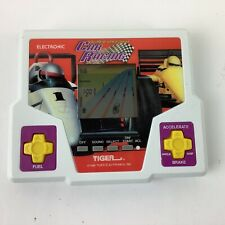 Super Speedway Car Racing Handheld LCD Electronic Game 1994 Tiger Electronics