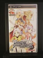 Tales of Phantasia Narikiri Dungeon - PSP Playstation Portable -2011- JP Import