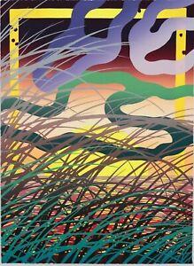 Sam Friedman, Beach Monoprint Nr4 (8), 1 of 1