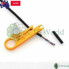 5 Pcs Mini Wire Cutter Knife Small Yellow Wire Stripper Cable Stripping Knife