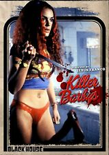 KILLER BARBYS di Jesus Franco DVD in Spagnolo/Inglese NEW .cp