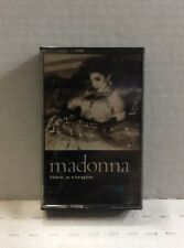 Madonna Like A Virgin Cassette SIR25157-4