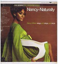 LP NANCY WILSON NANCY NATURALLY (STEREO)