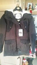 BNWT PULL BEAR LADIES HOODED JACKET/COAT SIZE S TAGGED £79 99