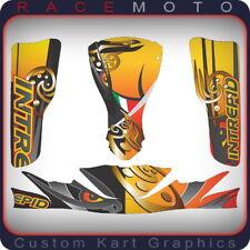 Karting Sticker Kit for Intrepid Fp7 Rotax Max 177 X30 TaG Rok Kz Kz2 Ok Senior