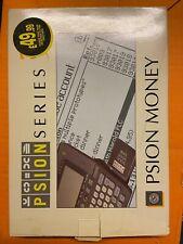 Psion Software Money SSD in OVP mit Handbuch