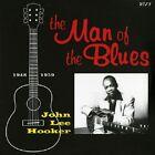 John Lee Hooker - Man Of The Blues. 180 Gram 33rpm Vinyl 2LP Set. New & Sealed