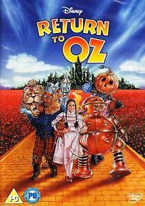 Return to Oz (Walt Disney) New DVD R4 Wizard of Oz