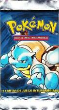 Spanish Base Set Unlimited Booster Pack (Pokemon) New Pokemon RK6