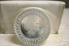 2016 Australian Kangaroo 1oz. Silver Coin
