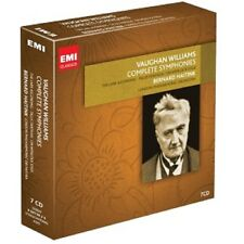 Bernard Haitink/LPO-Vaughan Williams-tutte le sinfonie (7 CD) NUOVO