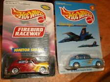 HOT WHEELS LIMITED EDITION LOT OF 2, FAT FENDERED 40 FORD SEDAN