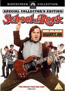 School of Rock (DVD, 2003)