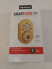 Kiwkset Smart Code 909 Touch Pad Electronic Deadbolt - 883351518918