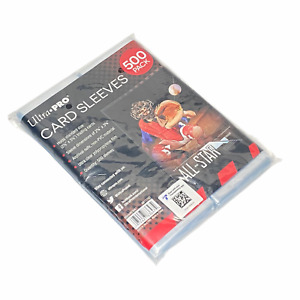 Ultra PRO Card Sleeves (Penny Sleeves) - Pack of 500