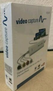 Elgato Video Capture - Digitize Video for Mac, PC or iPad BRAND NEW/ SEALED