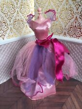 Pink Birthday Dress Princess Barbie Doll Hermione Yule Ball Harry Potter