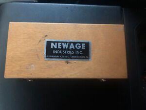 Newage Hardness Tester Pin Brinell With PINS