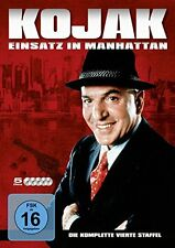 5 DVD-Box ° Kojak - Einsatz in Manhattan ° Staffel 4 ° NEU & OVP ° [Kojack]