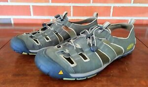 Keen Clearwater CNX Grey Sport Hiking Sandal Shoes Men Size 13