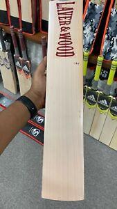 Laver & Wood Conqueror Cricket Bat RARE BREED one of the best bats 👌