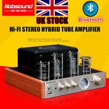 Bluetooth Tube Amplifier HIFI Audio Valve Amp Stereo Headphone 50w USB Mp3 240v