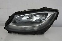 MERCEDES C CLASS LED DRL LEFT HEADLIGHT 2014 TO 2018 A2059066702 GENUINE