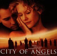 CITY OF ANGELS: FILM SOUNDTRACK CD U2 GOO GOO DOLLS SARAH MCLACHLAN (ANGEL) NEW