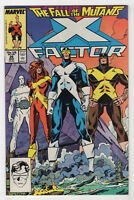 X-Factor 26 (Mar 1988 Marvel) Fall of Mutants [Apocalypse, Archangel] Simonson j