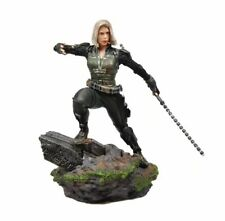 The Avengers Infinity War Black Widow Figure Figurine Statue Model Toy No Box