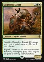 MTG x4 Dauntless Escort Commander 2016 RARE Magic the Gathering NM/M SKU#280