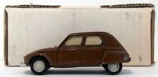 Duvi Models 1/43 Scale Resin 001 - Citroen Dyane - Brown