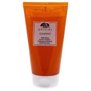 Ginzing Refreshing Scrub Cleanser by Origins for Unisex - 5 oz Cleanser