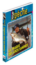 DVD La traque des gros sandres  - Pêche des carnassiers - Top Pêche
