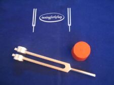 New OM Weighted Ohm Tuning Fork with Long handle 7.5cm Meditation Relax Healing