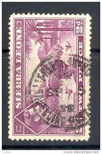SIERRA LEONE, postmark `TPO FREETOWN-BO` (D)