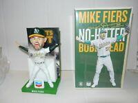 Oakland A's Athletics Mike Fiers 2019 No Hitter Bobblehead SGA New In Box Bobble