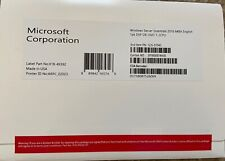 Windows Server Essentials 2016 64 Bit English OEM DVD & KEY