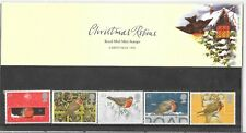 GB 1995 CHRISTMAS ROBINS PRESENTATION PACK NO 262