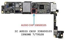 IC AUDIO CHIP 338S00105 A SALDARE SCHEDA MADRE COMPONENTE PER IPHONE 7/7plus