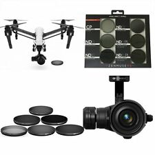 PolarPro Filters For DJI Zenmuse X5 Inspire 1 Pro Filter 6-Pack Filters