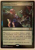 Guardian Project FOIL Ravnica Allegiance NM/LP Green Rare MAGIC CARD EDH