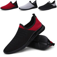Men's Fashion Shoes Casual Running Lightweight Athletic Sport Tennis Sneakers US