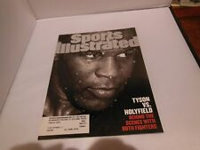 Sports Illustrated June 30 1997 SI 6/30/97 Mike Tyson Boxing
