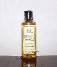 Khadi Ayurvedic Hair Growth Vitalising (Paraben Free) Hair Oil  210ml