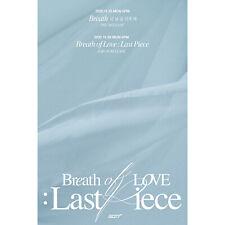 [GOT7] 4th album - Breath of Love : Last Piece / New, Sealed / Member Option