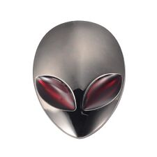 Zinc Alloy Alienware Alien Head Logo Car Sticker Badge Emblem Car Decals Hot